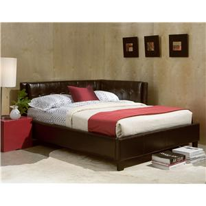 Standard Furniture Rochester Corner Beds Twin Corner Bed