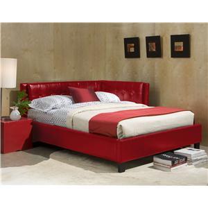 Standard Furniture Rochester Corner Beds Twin Corner Bed