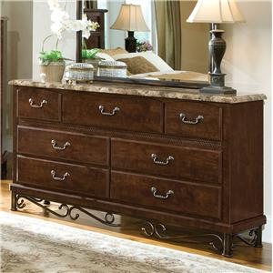 Standard Furniture Santa Cruz Dresser