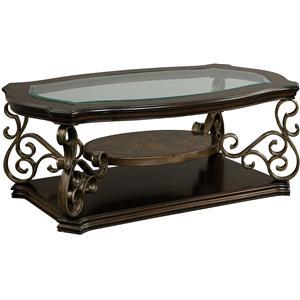 Standard Furniture Seville Cocktail Table