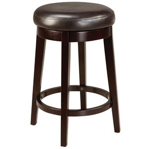 "Standard Furniture Smart Stools 24"" Round Stool"