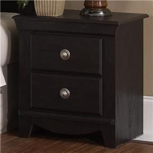 Standard Furniture Carlsbad Nightstand