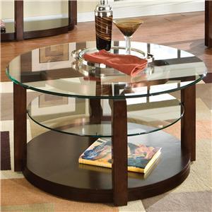 Standard Furniture Coronado Round Cocktail Table