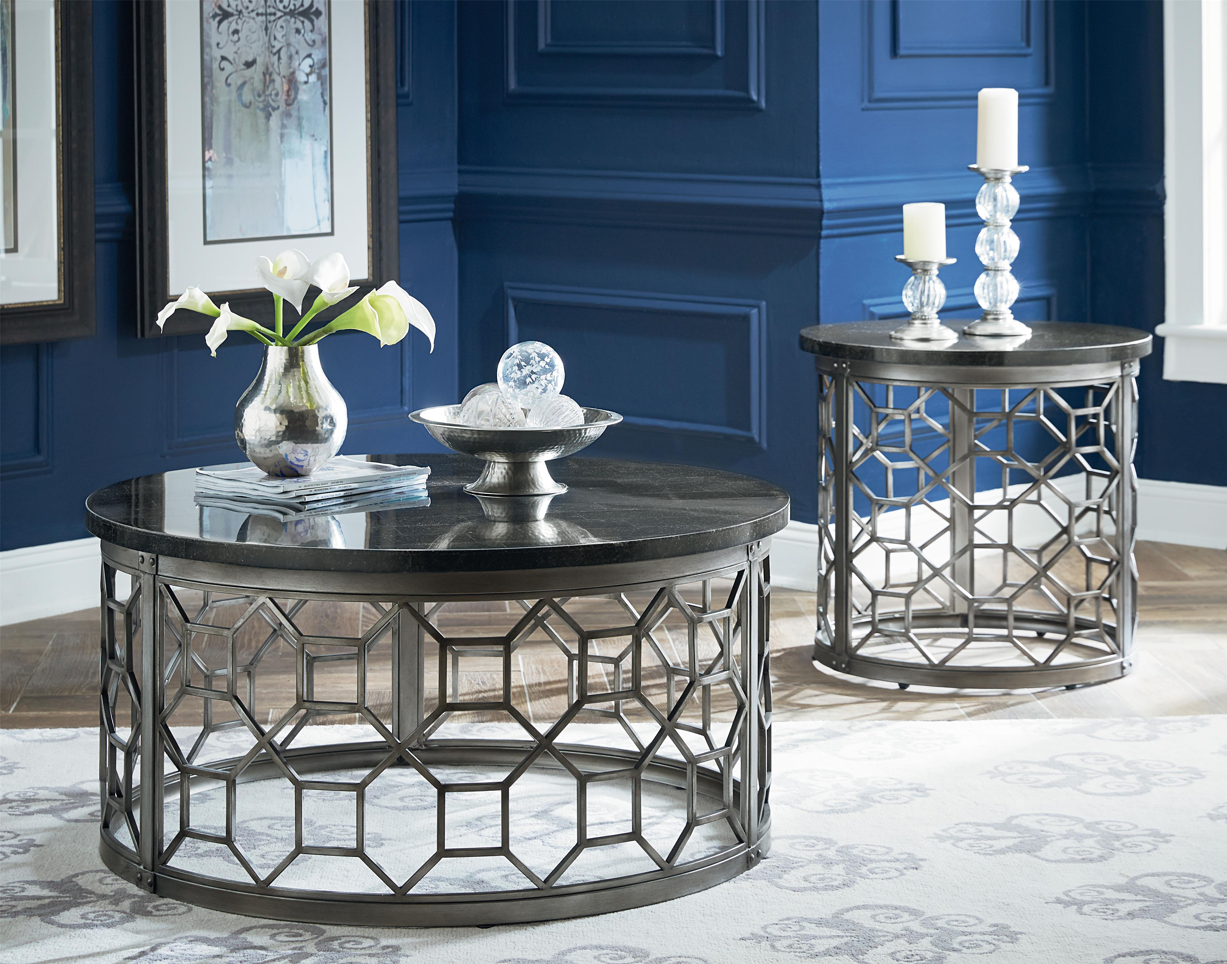 Superior End Table
