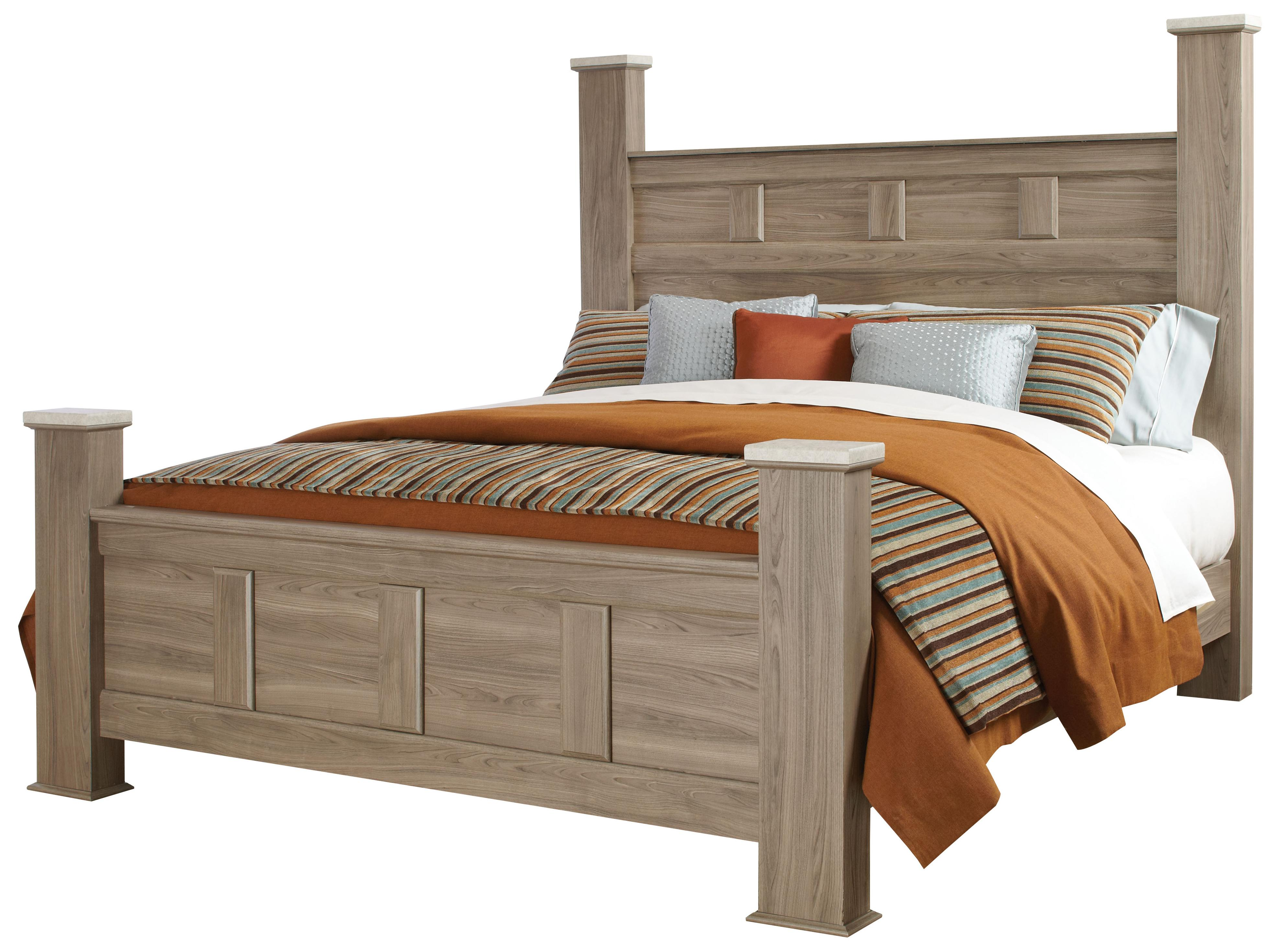 Furniture Bedroom Beds Queen Casual