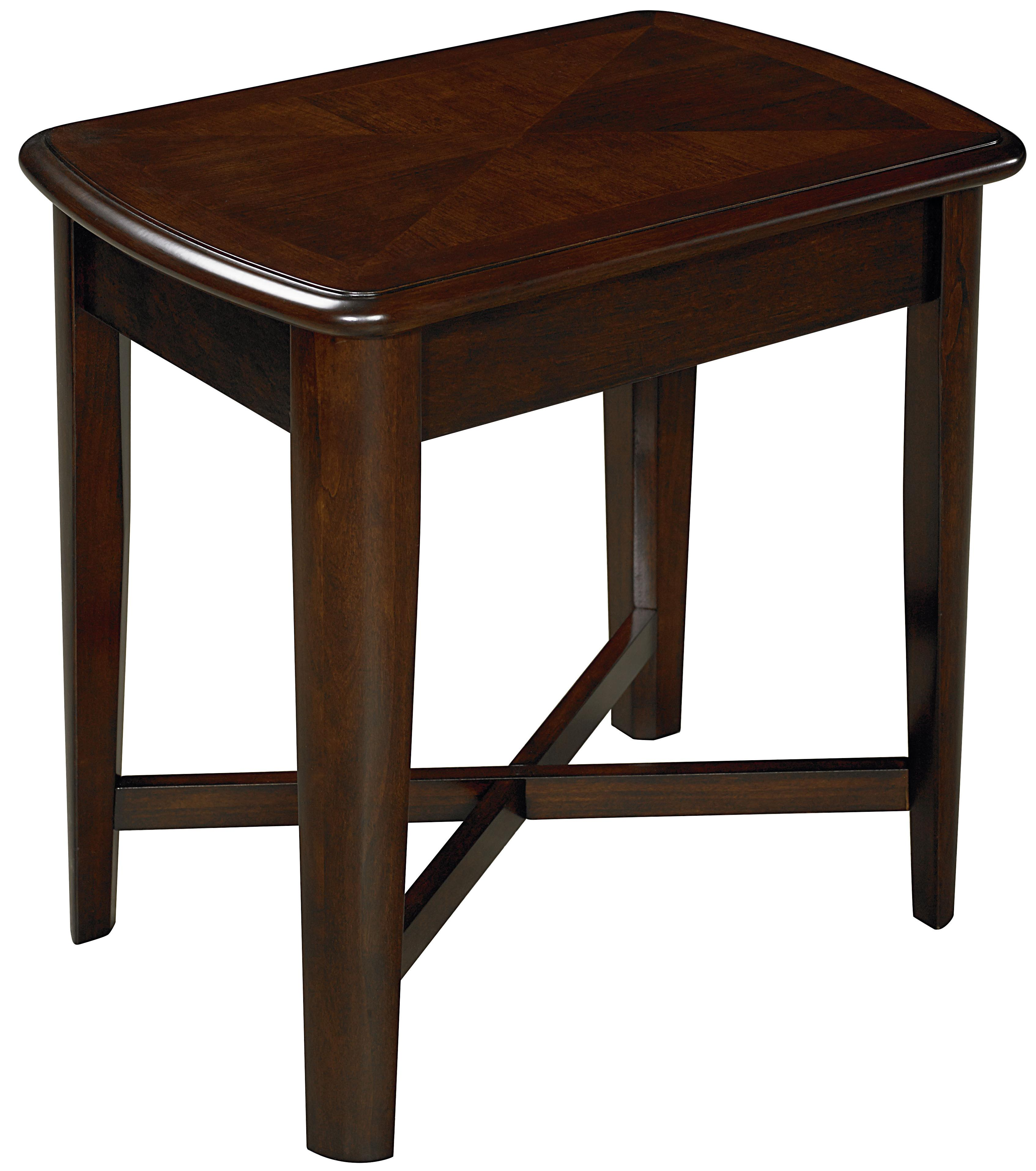 3 Piece Occasional Table Set With Cocktail Table And End Tables By Standard Furniture Wolf And
