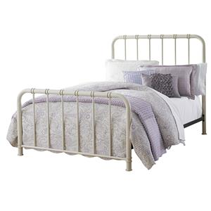 King Metal Bed with Tubular Steel
