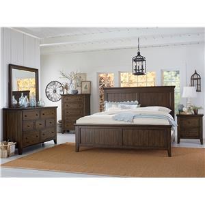 Standard Furniture Vintage Full Bedroom Group