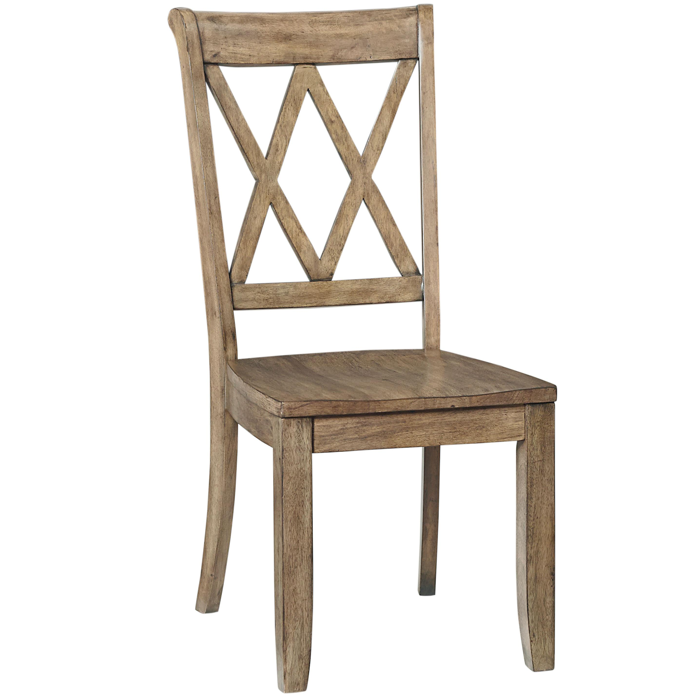 x back dining chairs. Dining Side Chair With X Back Chairs C