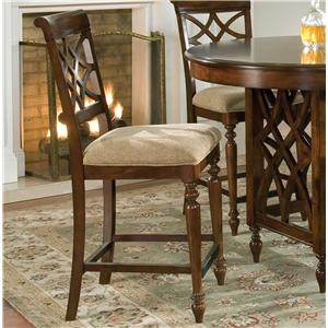 "Standard Furniture Woodmont 24"" Stool"