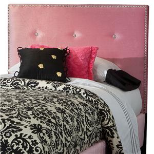 Standard Furniture Young Parisian Twin Upholstered Headboard