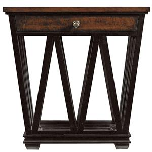 Stanley Furniture Avalon Heights Empire Drawer End Table