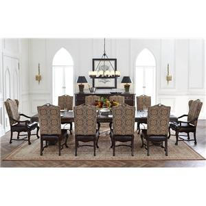 Stanley Furniture Casa D'Onore Formal Dining Room Group