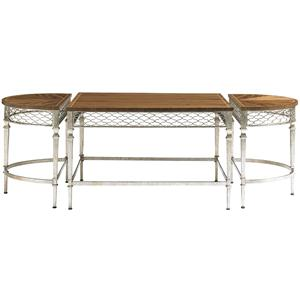 Stanley Furniture Charleston Regency Trinity Cocktail Table