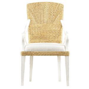 Stanley Furniture Coastal Living Resort Water's Edge Woven Arm Chair