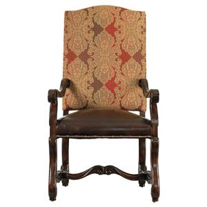 Stanley Furniture Costa del Sol Perdonato Arm Chair