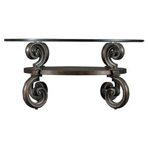 Stanley Furniture Costa del Sol Galileo Celestini Cocktail Table