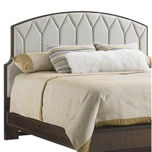 Stanley Furniture Crestaire Queen Ladera Upholstered Headboard