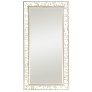 Stanley Furniture Crestaire Palm Canyon Floor Mirror