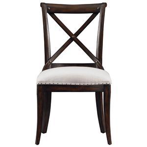 Stanley Furniture European Farmhouse Fairleigh Fields Guest Chair