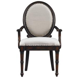 Stanley Furniture European Farmhouse Million Stars Hostess Chair