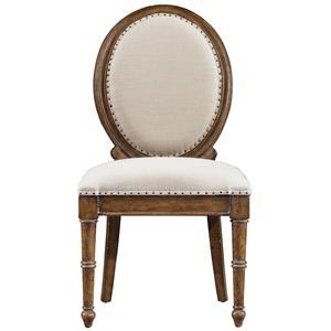 Stanley Furniture European Farmhouse Million Stars Side Chair