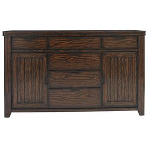 Stanley Furniture Newel Buffet