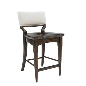 Stanley Furniture Newel Counter Stool