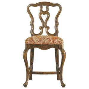 Stanley Furniture The Classic Portfolio - Rustica Counter Stool