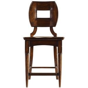 Stanley Furniture The Classic Portfolio Artisan Counter Stool