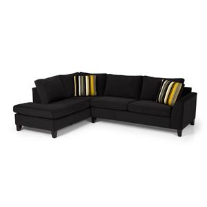 Sunset Home 194 2 Pc Sofa with LAF Chaise