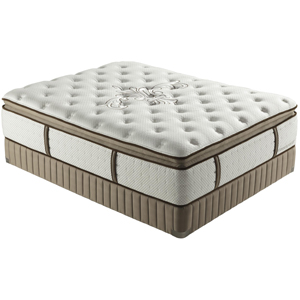 Stearns & Foster Lux Estate 2012 Queen Luxury Firm EPT Mattress