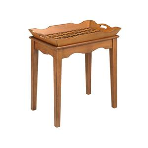 Stein World Accent Tables Tray-Top Table