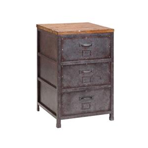 Stein World Accent Tables Brownstone Side Table