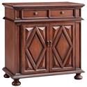 2- Door 2-Drawer Cabinet