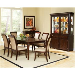 Steve Silver Marseille 9Pc Dining Room