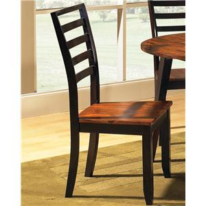 Steve Silver Abaco Ladder Back Side Chair