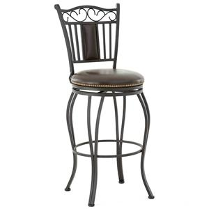Steve Silver Barbara Swivel Bar Stool