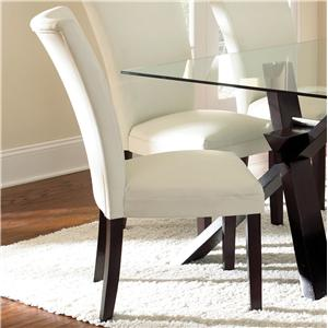 Steve Silver Berkley Bonded Parsons Chair