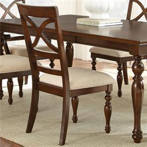 Steve Silver Caroline CL700 Dining Side Chair