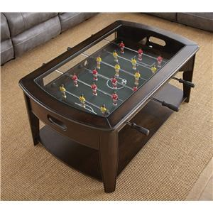 Foosball Cocktail Table