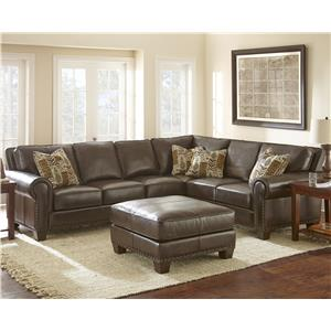 Steve Silver Escher Sectional