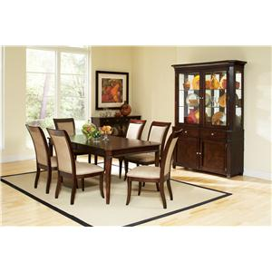Steve Silver Marseille 7Pc Dining Room
