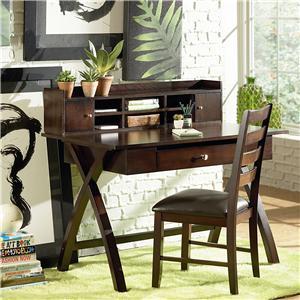 Steve Silver Sao Paulo Desk & Hutch
