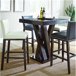Steve Silver Tiffany 5 Piece Bar Table Set
