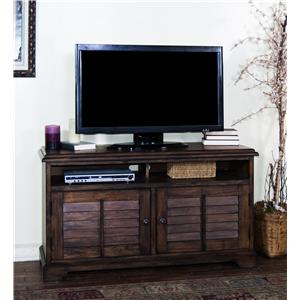 "Morris Home Furnishings Sonora 3497AC Sonora 54"" Console"