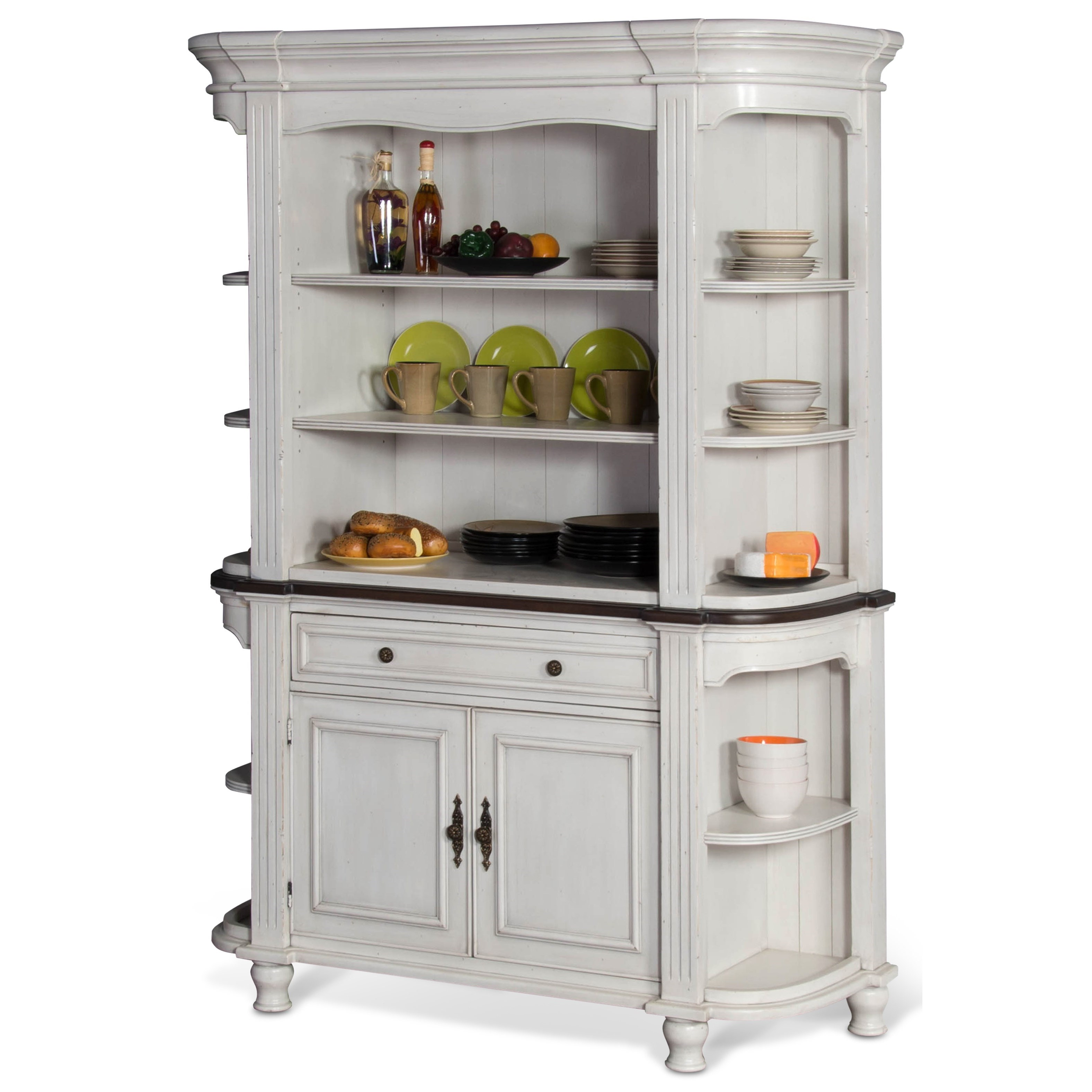 discontinued pin hutches allen ethan hutch country collection and buffets new buffet duncan by