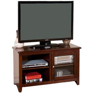 """Sunny Designs Cappuccino 42"""" TV Console"""