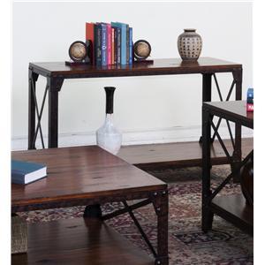 Sunny Designs Crosswinds Sofa Table