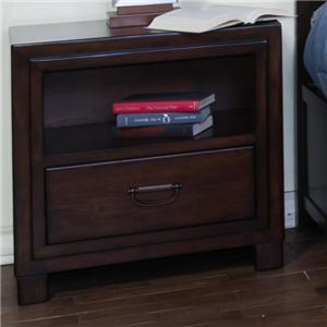 Morris Home Furnishings Red Bank Red Bank Nightstand